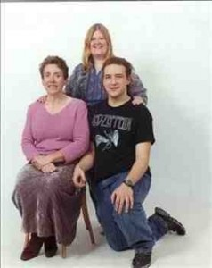 Seriously old picture of this family!